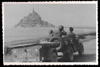 Mont Michel 1944