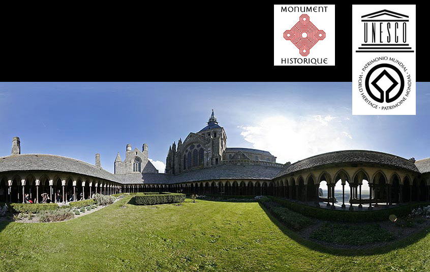Mont-St-Michel Historic Monument