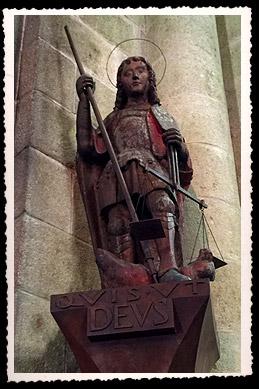 Mont saint michel archange