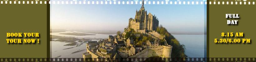 visit mont-saint-michel