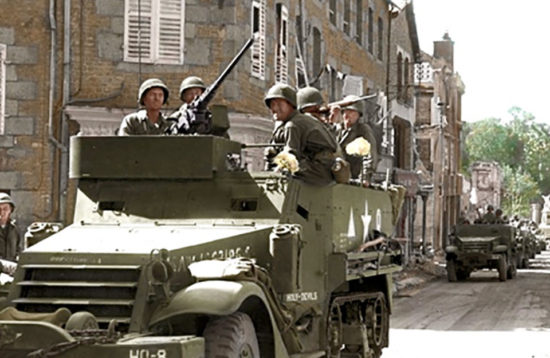 Second World War Normandy Tours