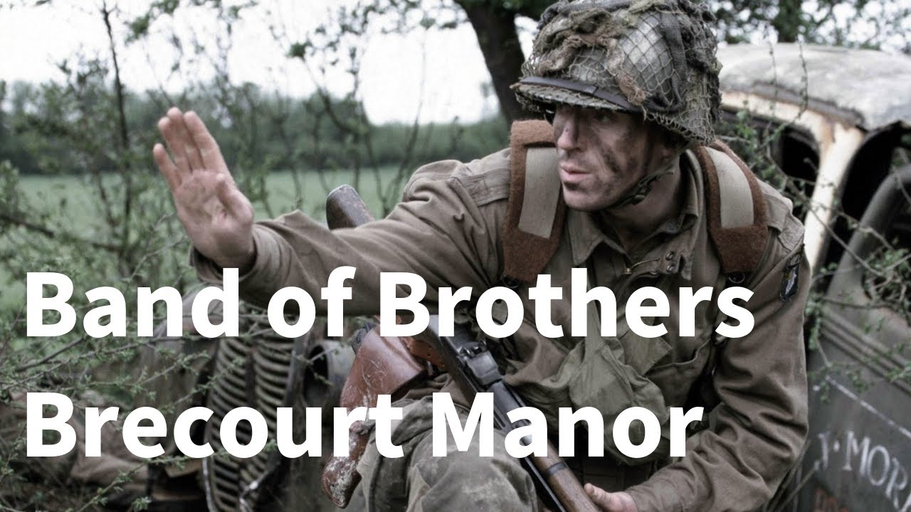 Band of Brothers Brecourt